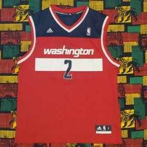 Adidas John Wall Washington Wizards team jersey